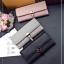 [ พร้อมส่ง ] - กระเป๋าสตางค์แฟชั่น ใบยาว งานหนังคุณภาพ ดีไซน์สวยเรียบหรู ใช้งานสะดวกพกพาง่าย น่าใช้มากๆค่ะ thumbnail 1