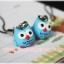 Cute owl [blue] thumbnail 2
