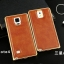 Luxury Leather Metal Aluminum Bumper Frame For Samsung Galaxy NOTE 3 thumbnail 2