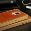 Luxury Leather Metal Aluminum Bumper Frame For Samsung Galaxy NOTE 3 thumbnail 6
