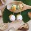 Pupa gang Thai dessert : Rice custard (ข้าวเหนียวหน้าสังขยา) thumbnail 1
