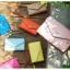 [ พร้อมส่ง ] - กระเป๋าสตางค์แฟชั่น สไตล์เกาหลี สีชมพูเข้ม ใบกลาง(รุ่นใหม่) แต่งมงกุฎ งานสวยน่ารัก น่าใช้มากๆค่ะ thumbnail 3