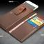 Qialino Wallet italy Style ซองหนังวัวแท้ 100% ออกแบบสำหรับใส่ iPhone 6 / 6s / 7 thumbnail 1