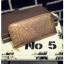 [ พร้อมส่ง ] - กระเป๋าสตางค์แฟชั่น สไตล์เกาหลี ใบยาว หนังปั้มลายดอกไม้ทั้งใบ แบบซิปรูดปิดรอบทั้งใบ thumbnail 4