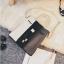 [ ลดราคา ] - กระเป๋าแฟชั่น Set 2 ชิ้น ถือ&สะพาย สีทรีโทนขาวเทาดำ ใบกลางๆ ดีไซน์สวยเก๋ ปรับใช้งานได้หลายสไตล์ thumbnail 22