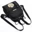 [ พร้อมส่ง HI-End ] - กระเป๋าเป้แฟชั่น สไตล์เกาหลี สีดำคลาสสิค ปักลายสุดเก๋ ดีไซน์สวยเท่ๆ งานผ้าร่มไนลอนอย่างดี น้ำหนักเบา น่าใช้มากๆค่ะ thumbnail 31