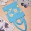 [ พร้อมส่ง ] - กระเป๋าแฟชั่น นำเข้าสไตล์เกาหลี ถือ&สะพายไหล่ ดีไซน์น่ารักเก๋ๆ สีสันสดใส น้ำหนักเบา ช่องใส่ของเยอะ เหมาะกับทุกโอกาส thumbnail 22