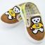 รองเท้าหุ้มส้นเด็กลายหมี size 18 20 thumbnail 1