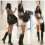 [ ลดราคา ] - กระเป๋าแฟชั่น นำเข้าสไตล์เกาหลี สีดำ ดีไซน์เก๋ไม่ซ้ำแบบใคร สาวๆชอบกระเป๋าสะพายเท่ๆ ห้ามพลาดใบนี้ thumbnail 11