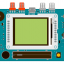 "TFT LCD 1.8"" with Micro-SD slot for Arduino Esplora thumbnail 3"