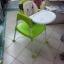 เก้าอี้ป้อนอาหารเด็ก พร้อมเบาะพิงนุ่มๆ ถอดประกอบได้ thumbnail 1