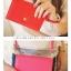 [ พร้อมส่ง ] - กระเป๋าสตางค์แฟชั่น สไตล์เกาหลี สีม่วงสุดชิค ใบยาว แต่งกระรอกน้อย งานสวยน่ารัก น่าใช้มากๆค่ะ thumbnail 12