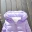 เสื้อกันหนาวผ้าร่ม ตัวพอง เอวจั๊ม สำหรับเด็กหญิง อายุ 2-7 ปี thumbnail 5