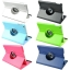 360° Rotating PU Leather Folio Case Cover Stand for Apple iPad Air thumbnail 2