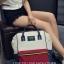 [ ลดราคา ] - กระเป๋าเป้แฟชั่น สไตล์เกาหลี สีทรีโทน ใบใหญ่จุของเยอะ ดีไซน์สไตล์แบรนด์สุดฮิต เหมาะกับสาว ๆ ที่ชอบกระเป๋าเป้ใบใหญ่ๆ แต่น้ำหนักเบา thumbnail 9