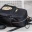 [ พร้อมส่ง HI-End ] - กระเป๋าเป้แฟชั่น สไตล์เกาหลี สีดำคลาสสิค ปักลายสุดเก๋ ดีไซน์สวยเท่ๆ งานผ้าร่มไนลอนอย่างดี น้ำหนักเบา น่าใช้มากๆค่ะ thumbnail 24