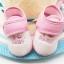 รองเท้าเด็กอ่อน I love Baby สีชมพู Size 11-13 thumbnail 1