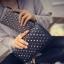 [ พร้อมส่ง ] - กระเป๋าสตางค์แฟชั่น สไตล์เกาหลี ใบยาว ปักหมุดเท่ๆทั้งใบ สวยเก๋ไม่ซ้ำใคร สไตล์สาวมั่น ชอบงานเท่ๆ เหมาะมากๆค่ะ thumbnail 9