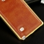 Luxury Leather Metal Aluminum Bumper Frame For Samsung Galaxy NOTE 3 thumbnail 14
