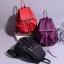 [ ลดราคา ] - กระเป๋าเป้แฟชั่น สไตล์เกาหลี สีน้ำเงิน สุดชิค น้ำหนักเบา พกพาง่าย ดีไซน์สวยเก๋ ไม่ซ้ำใคร เหมาะกับสาว ๆ ที่เน้นความคล่องตัว thumbnail 6