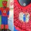 ชุด Spiderman เด็ก ลิขสิทธิ์แท้ รุ่นใหม่ มีไฟกระพริบที่อก thumbnail 2
