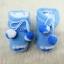 ถุงเท้าเด็กอ่อน 0-12 เดือน คละลาย มีโบว์ปอมปอม thumbnail 3
