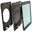 - 360 Degree Rotatable Full-Body Rugged Hybrid Shock Proof For Apple iPad Air thumbnail 4