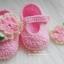 รองเท้าคัทชูดอกไม้ 2 ชั้น thumbnail 3