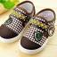 รองเท้าคัชชูผ้า แฟชั่นเด็กชาย สีน้ำตาล Size 28-33 thumbnail 2