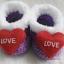 รองเท้าบู๊ทสั้น (หัวใจสีแดง) thumbnail 1