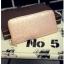 [ พร้อมส่ง ] - กระเป๋าสตางค์แฟชั่น สไตล์เกาหลี ใบยาว หนังปั้มลายดอกไม้ทั้งใบ แบบซิปรูดปิดรอบทั้งใบ thumbnail 6