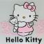 สติ๊กเกอร์คิตตี้ สุญญากาศ kitty & teddy thumbnail 1