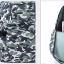 [ พร้อมส่ง ] - กระเป๋าเป้แฟชั่น นำเข้าสไตล์เกาหลี ลายดิจิตดอลโทนสีเขียวเข้ม ใบใหญ่ ดีไซน์สวยเก๋ เท่ไม่ซ้ำใคร thumbnail 16