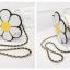 [ Pre-Order ] - กระเป๋าแฟชั่น กระเป๋าสะพาย นำเข้าสไตล์เกาหลี ทรงรูปดอกไม้สีขาว ดีไซน์สวยเก๋น่ารัก โดดเด่นแปลกสวยไม่เหมือนใคร สาวๆชอบงานโดดเด่น ห้ามพลาด thumbnail 18