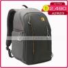 กระเป๋าสะพายหลัง A2523 สีเทา