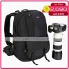 กระเป๋ากล้องสะพายหลัง A2163 สีดำ
