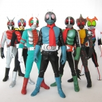 Kamen Rider (仮面ライダー)