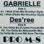 Gabrielle / Des'ree - I Wish / You Gotta Be thumbnail 4
