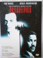 DVD /PHILADELPHIA /TOM HANKS/DENZEL WASHINGTON