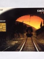 (P5USD+SHIP3USD)บัตรโทรศัพท์ swiss com