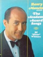 แผ่นเสียง HENRY MANCINI The Academy Award Songs :VG/NM 2 แผ่น