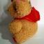 ตุ๊กตาพวงกุญแจหมีสีน้ำตาล ความสูง 11 ซม. thumbnail 3