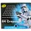 Crayola Star Wars, Stormtrooper สีเทียน 64 แท่ง ปลอดสารพิษ เหมาะกับน้อง 3 ขวบขึ้นไป thumbnail 2
