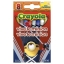 Crayola Vive Le Minion สีเทียนแท่งเล็ก กล่องละ 8 แท่ง ปลอดสารพิษ thumbnail 1