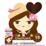 สี Chestnut 3B