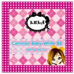 LELA Common Baby White BB SPF 50 PA+++ Natural