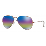 RayBan RB3025 9019C2 AVIATOR MINERAL