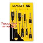 STANLEY ไขควงเอนกประสงค์ 8ตัวชุด รุ่น STHT92004-8
