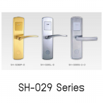Digital Door Lock RF Series SH-029 RF Card ระบบความปลอดภัยที่สะดวกและเหนือกว่ามาตรฐาน