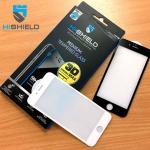 iPhone 7 Plus - ฟิล์มกระจกเต็มจอ 3D ยี่ห้อ Hi - Shield รุ่น 3D Strong Max ( สีขาว )